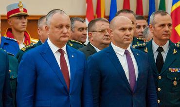 Новый министр пообещал посвятить свою деятельность служению Конституции.