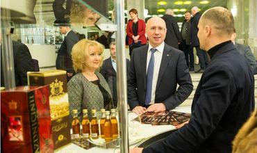 "Филип посетил выставку ""Expovin Moldova 2018"""