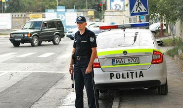 В столице прошел рейд по проверке автомобилей с иностранными номерами.