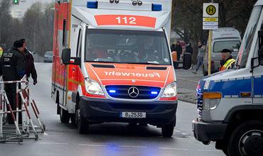 Житель Мюнхена совершил акт самосожжения в центре города.