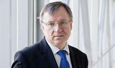 Бывший докладчик Совета Европы по РМ Эгидиюс Варейкис.