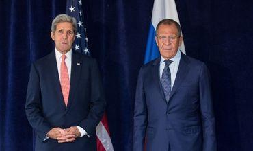 Лавров и Керри рассказали о своем плане по перемирию в Сирии.