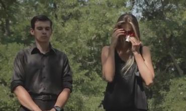 Одесситы сняли ролик о прощании с шаурмой.
