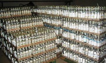 В Херсоне задержали молдавскую контрабанду спирта на 4 миллиона гривен