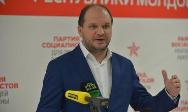 Чебан: ПСРМ готова к досрочным местным выборам и выиграет их