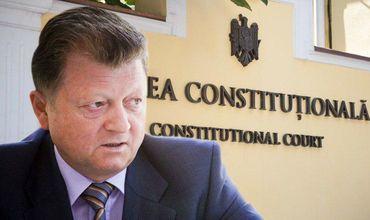 Новым председателем Конституционного суда Молдовы стал Владимир Цуркан