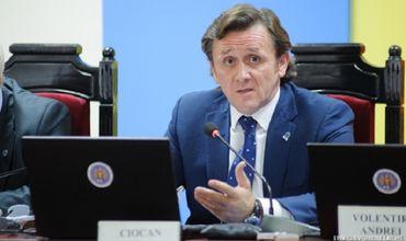 Бывший председатель ЦИК Юрий Чокан. Фото: ipn.md