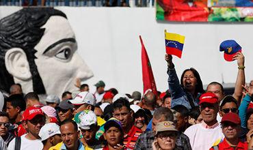 Глава парламента Венесуэлы готов взять на себя обязанности президента.