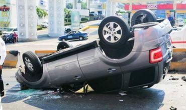 Принц из Камеруна попал в аварию на мексиканском курорте Акапулько