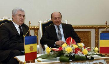 """Воронин утверждает, что отказался от предложения Бэсеску, потому что у него есть своя страна и """"ему хватает работы в Молдове"""". Фото: elldor.info."""