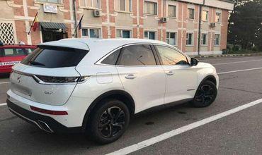Молдаванин был задержан за рулем автомобиля, находящегося в угоне.