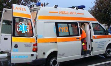 В Румынии мужчина скончался в машине скорой помощи без врачей.