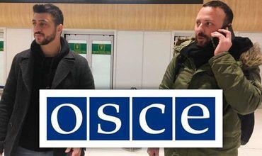 ОБСЕ раскритиковала Молдову из-за задержания журналистов в аэропорту.