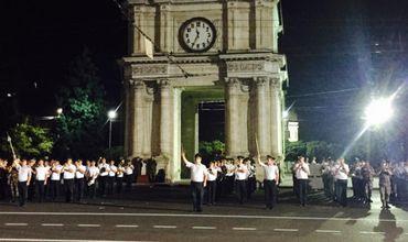 В столице продолжаются репетиции парада по случаю Дня независимости.