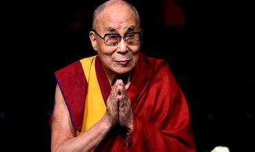 Лидер тибетских буддистов Далай-лама.