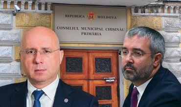 Сырбу не исключает, что Филип будет участвовать в выборах мэра