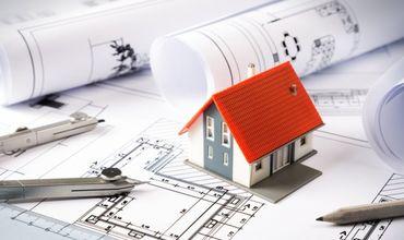 Число выданных разрешений на строительство снижается