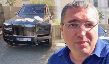 Усатый назвал реальную цену своего Rolls-Royce Cullinan