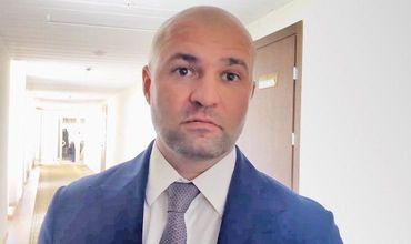 Депутат ДПМ Владтмир Чеботарь.