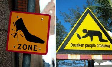 В некоторых cтранах существуют такие странные дорожные законы,
