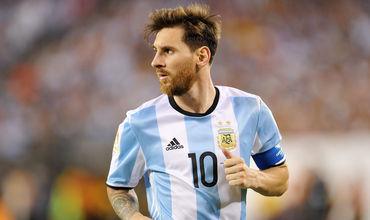 Аргентинский нападающий