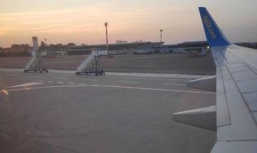 Сообщение о бомбе в аэропорту Кишинева оказалось ложным