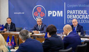 ДПМ в срочном порядке созывает Национальный политический совет.