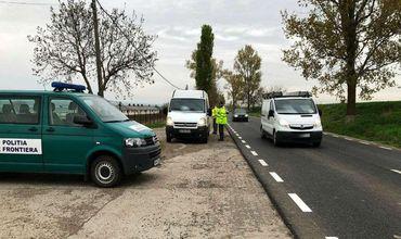Для проверки мужчина представил водительские права с символикой властей Республики Молдова.