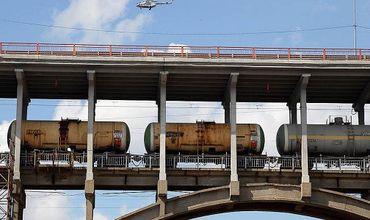 Россия остановила поставки дизельного топлива на Украину.