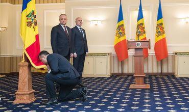 Додон подписал указ о назначении нового министра финансов