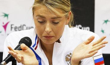 Мария Шарапова подала апелляцию в Спортивный арбитражный суд.