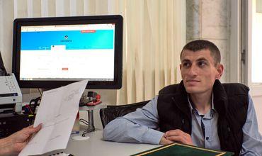 Шор внедрил электронный документооборот в Оргееве.