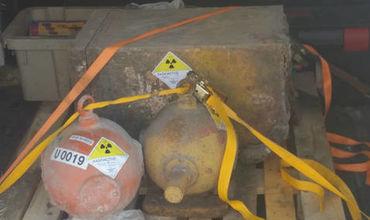 21-22 августа состоялся очередной этап вывоза источников ионизирующего излучения (ИИИ) из Приднестровья.