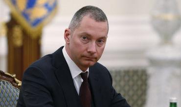 Глава администрации президента Украины Борис Ложкин.