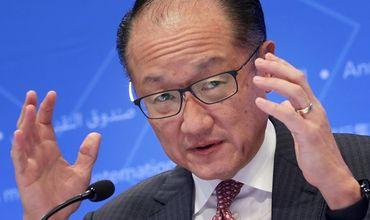 1 февраля ушел в отставку президент Всемирного банка Джим Ён Ким.