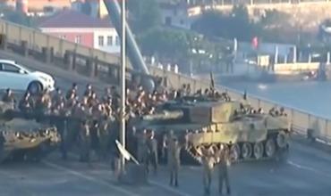 В Турции задержано более 1,5 тысяч сторонников переворота