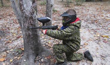 В Приднестровье откроют игровую площадку, предназначенную для игры в пейнтбол.