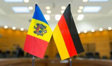 Германия продолжит поддержку процесса приднестровского урегулирования.