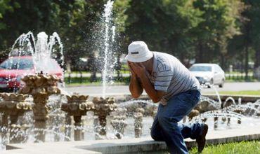 Летом в столичных парках установят резервуары с питьевой водой