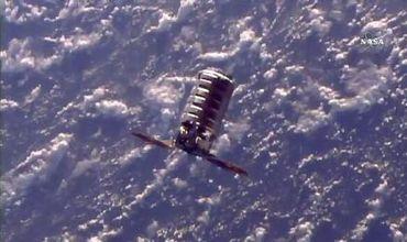 Capsula de aprovizionare Cygnus a ajuns la Stația Spațială Internațională