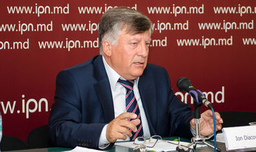 Бывший главный прокурор муниципия Кишинев Иван Дьяков.