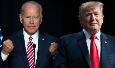 Джозеф Байден заявил о готовности посоревноваться с Дональдом Трампом в отжиманиях от пола.