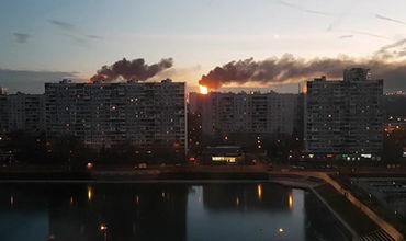В Москве локализовали пожар на НПЗ