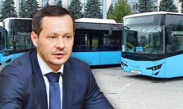 Бывший и.о. мэра Кишинева Руслан Кодряну.