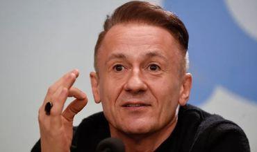 Актер Олег Меньшиков.