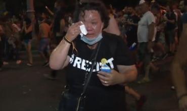 В Бухаресте около 30 пострадавших на митинге пожаловались в прокуратуру