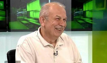 Политический комментатор Виктор Чобану.