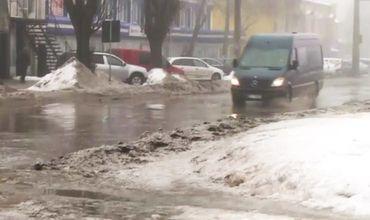 По прогнозам метеорологов, к концу недели в Молдове температура воздуха поднимется до 10 градусов.