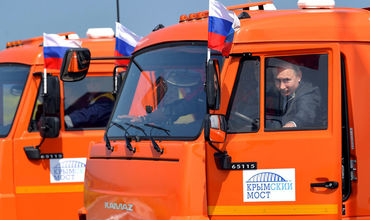 Эксперт объяснил, почему непристегнутый Путин не нарушил ПДД.
