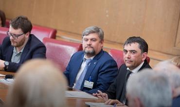 Витюк: Межэтнические отношения будут развиваться по евростандартам
